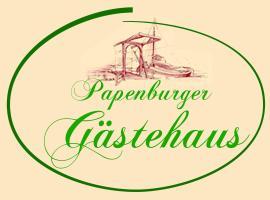 Papenburger Gästehaus, Papenburg