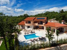 Villa Antonija, Labin