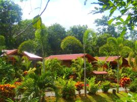 Heliconias Nature Lodge, Fortuna