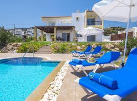 Villa Alexi, Kalathos
