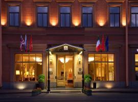 Angleterre Hotel, São Petersburgo