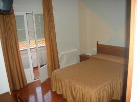 Hotel Europa, Tomelloso