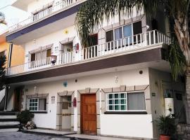 Hotel Colonial, Yautepec