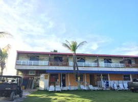 Yellow Moon Guesthouse & Apartments, San Andrés
