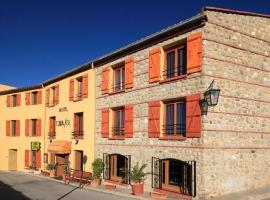 Logis Hotel Cara Sol, Elne
