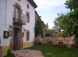 Casa Rural El Balcón De Tera, Tera