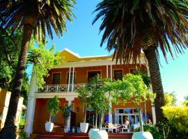 Ashanti Lodge Gardens