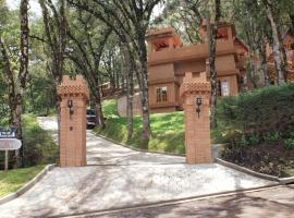 Pousada do Castelo, Monte Verde