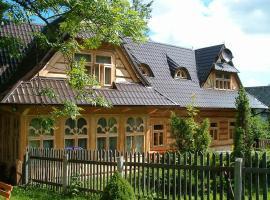 Willa u Krzeptowskich, Kościelisko