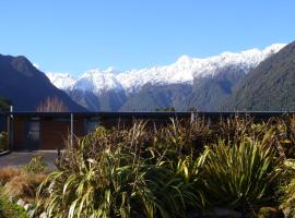 Sunset Motel, Fox Glacier