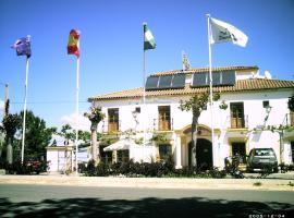 Hotel del Carmen, Prado del Rey