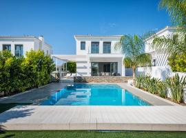 Sea Front Villas, Governors Beach