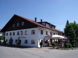 Landhotel Zahn's Weißes Rössle, Dietmannsried