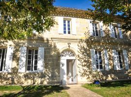 La Maison Laurencine, Saint-Philippe-d'Aiguille