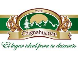 Hotel Chignahuapan, Chignahuapan