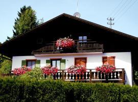 Apartment Utschneider-Holzer, Bayersoien