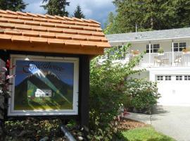 Guesthouse Mountain Escape, Revelstoke