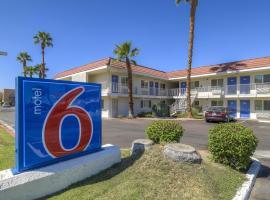 Motel 6 Palm Springs - Rancho Mirage, Rancho Mirage
