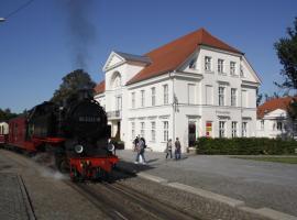 Halbersbacher Prinzenpalais, Bad Doberan