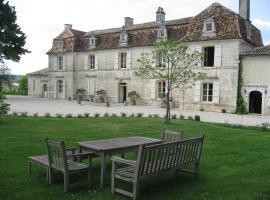 Château Manoir de la Lèche, Touvre