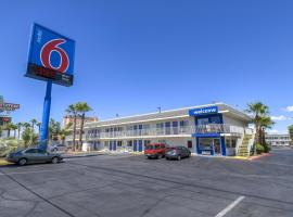 Motel 6 Las Vegas - Boulder Highway, Las Vegas