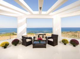 Olga Luxury Beach Front Villas, 라카니아