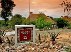 Elephant Point Unit No. 13 - Ndlophu Lodge, Skukuza