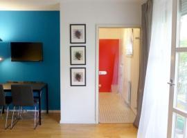 Apartment Blue Regensburg, Regensburg