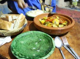 Berber Bivouac Chegaga, Mhamid el Rhozlane