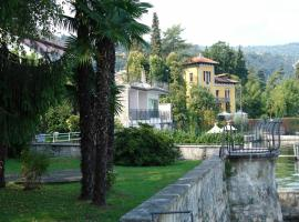 Casa dei Poeti, Meina