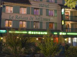 Relais de Vellinus, Beaulieu-sur-Dordogne
