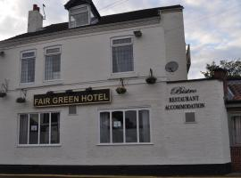 The Fair Green Hotel, Thorne
