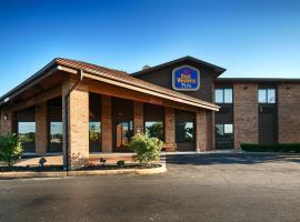 Best Western Lakewood Inn, Hebron
