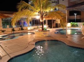 Apartamento Paradise Residence, Caldas Novas