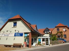 Ferienwohnung Prinke, Niedertrebra