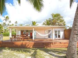 Akaora Villa, Rarotonga