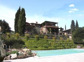 Villa nel Chianti La Nostra, Castellina in Chianti