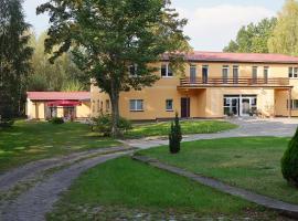 Gasthaus und Hotel Schleusenmühle, Marienwerder