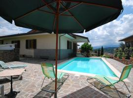 Villa Ama, Pratovecchio