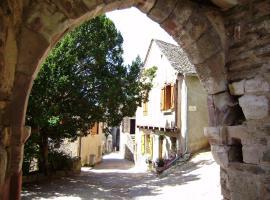 Chambre d'Hotes de la Bastide de Najac, Najac