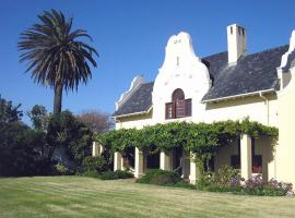 Cotswold House, Kaapstad