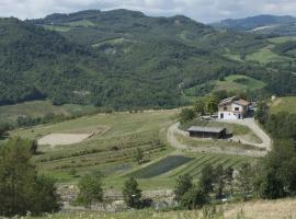 Podere Cristina B&B Villa Rossana