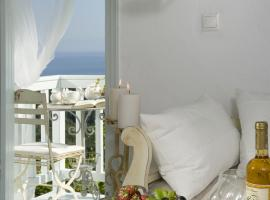 Althea Suites, Alonnisos Old Town