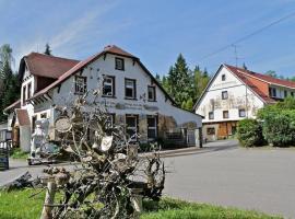 Pension Waldschänke, Geyer