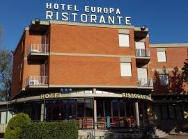 Hotel Europa, Reggello