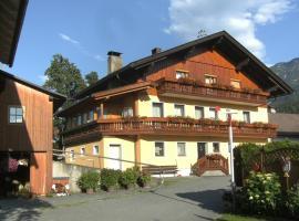 Bauernhof Katin, Tröpolach