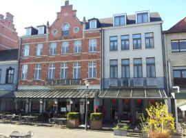 Hotel De Zalm, Herentals