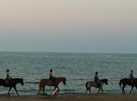 Sandy Beach, Georgioupolis
