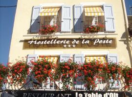 Hostellerie de La Poste, Saint-Geniez-d'Olt