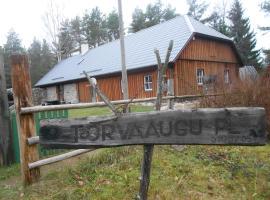 Tõrvaaugu Holiday Home, Aegviidu
